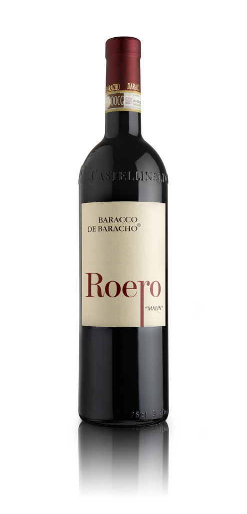 Bottiglia Roero - Baracco de Baracho