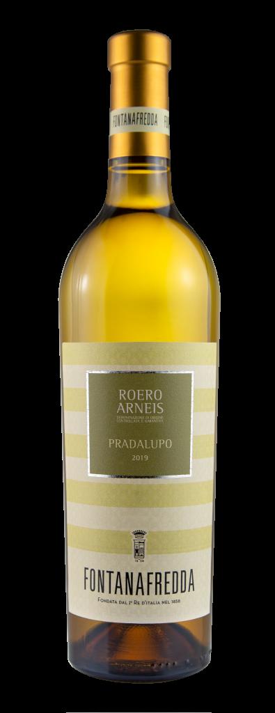 Bottiglia Roero Arneis Pradalupo - Fontanafredda