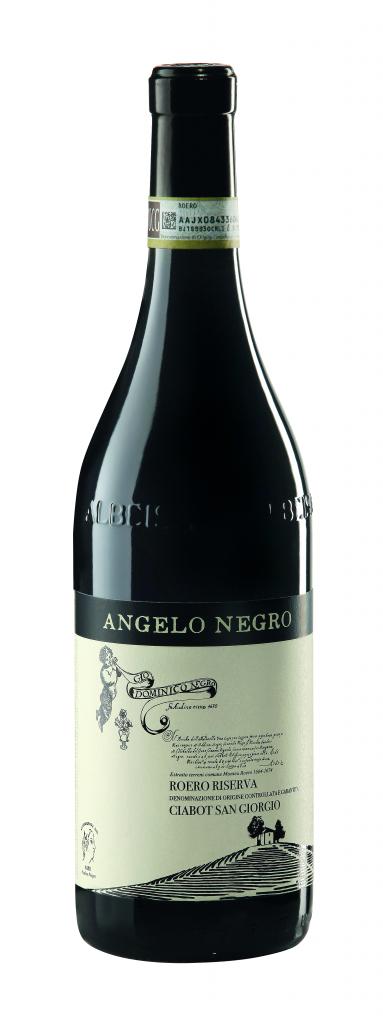 Bottiglia Roero Riserva Ciabot San Giorgio - Angelo Negro