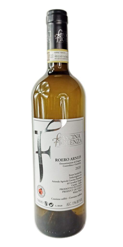 Bottiglia Roero Arneis - Cascina Fiorenza