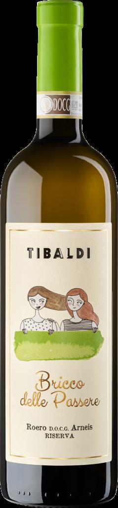 Bottiglia Roero Arneis Riserva - Tibaldi
