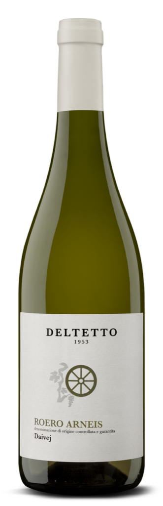 Bottiglia Roero Arneis - DavejDeltetto