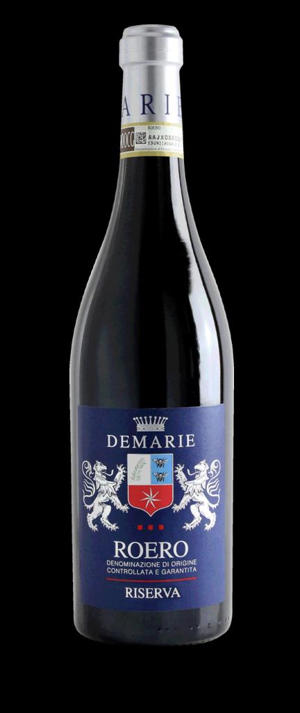 Bottiglia Roero Riserva - Demarie