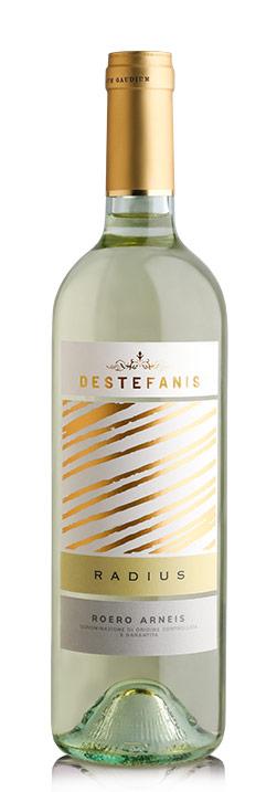 Bottiglia Roero Arneis - Destefanis