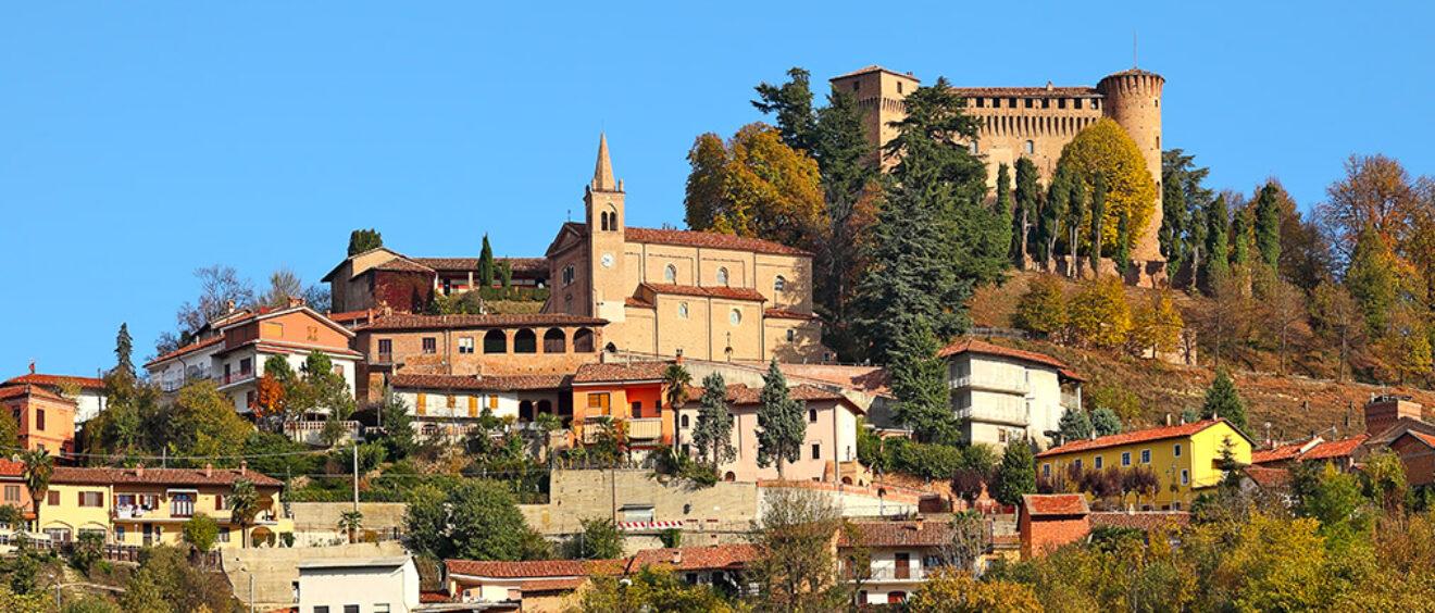 i castelli del Roero, Monticello d'Alba