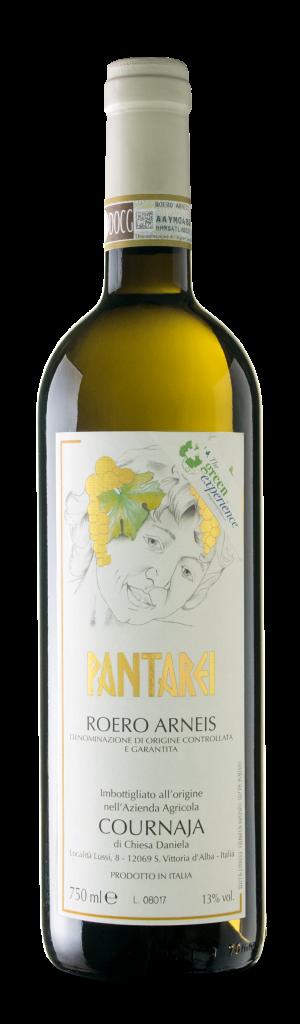 Bottiglia Arneis Pantarei - Cournaja