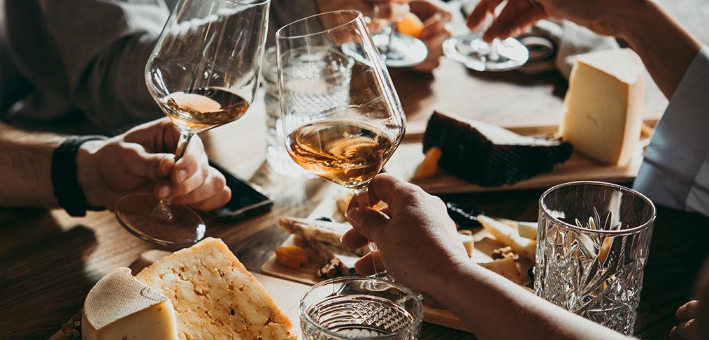 gli abbinamenti cibo-vino