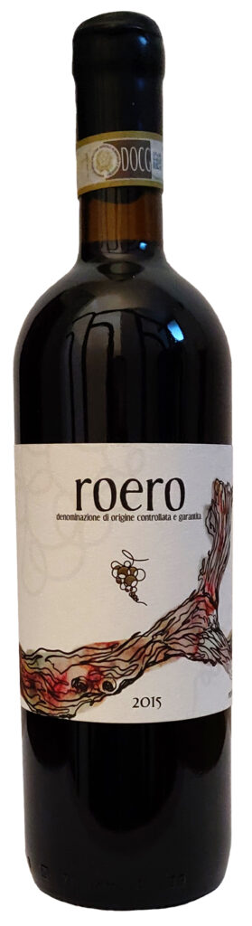 Bottiglia Roero - Benotti Rosavica