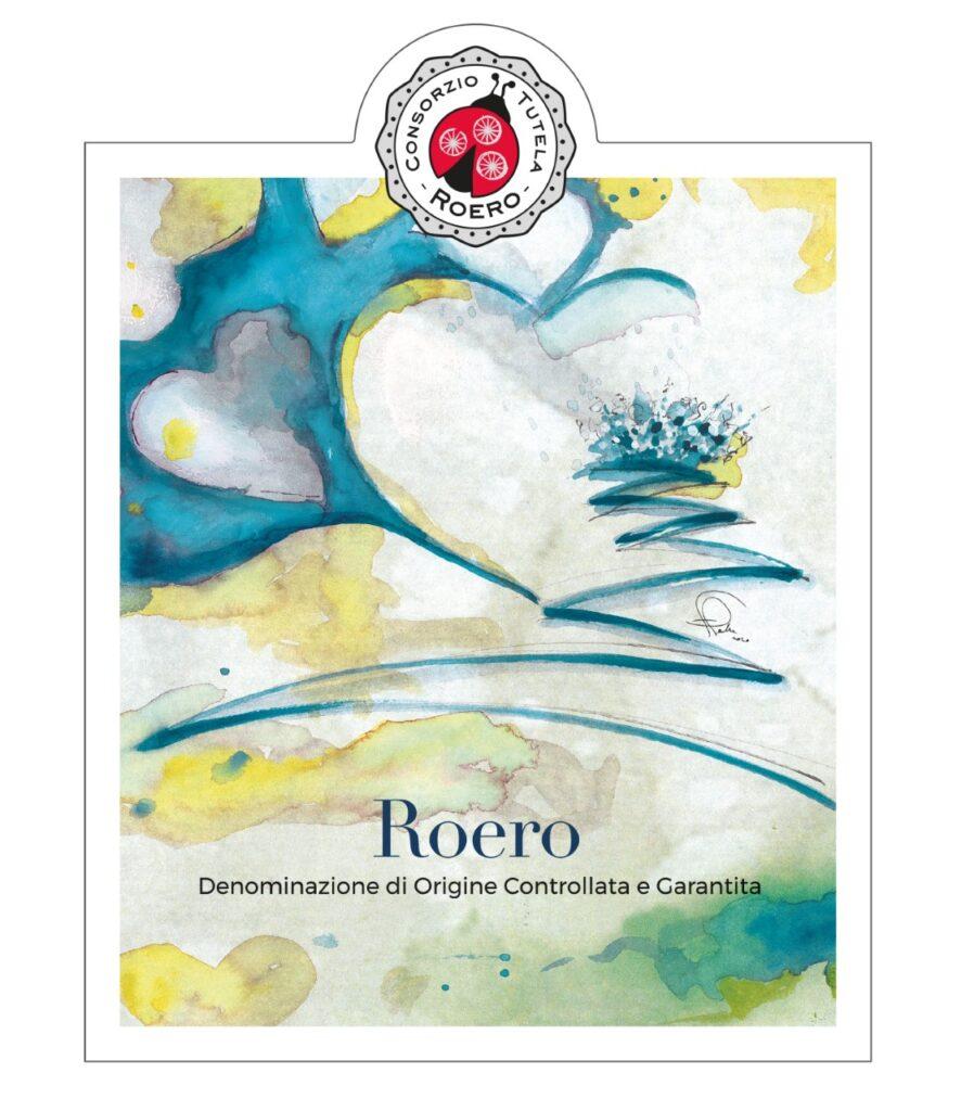 Etichetta Roero Bianco