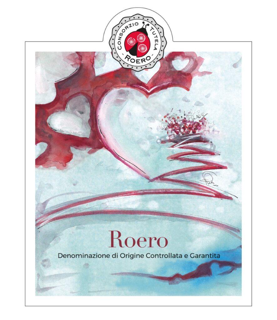 Etichetta Roero Rosso