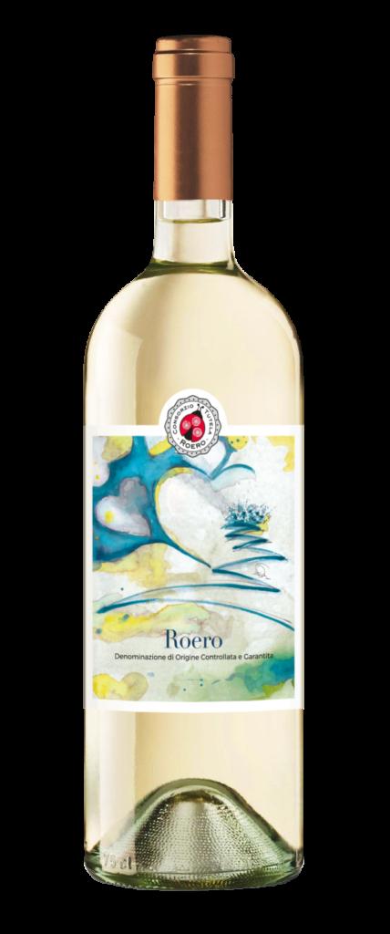 Bottiglia Roero Bianco Consorzio