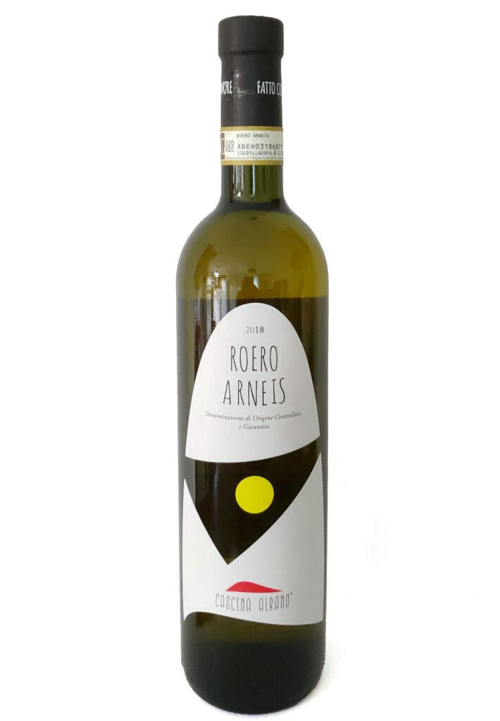 Bottiglia Roero Arneis Cascina Albano